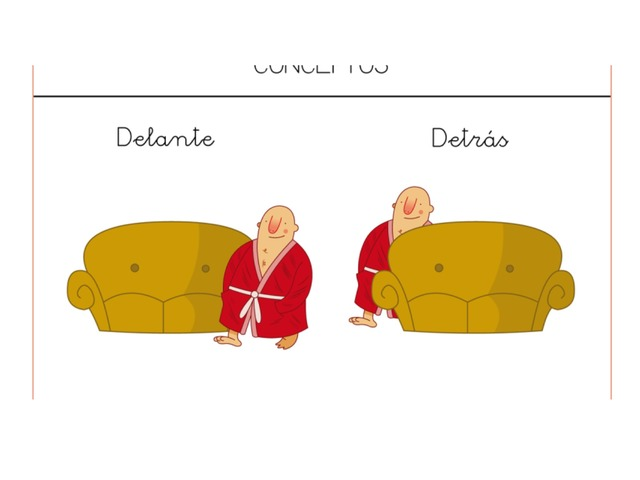Delante Detrás by Maria Buil