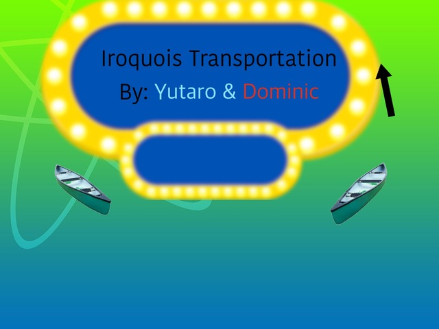 4R Iroquois Transportation by Gr Four