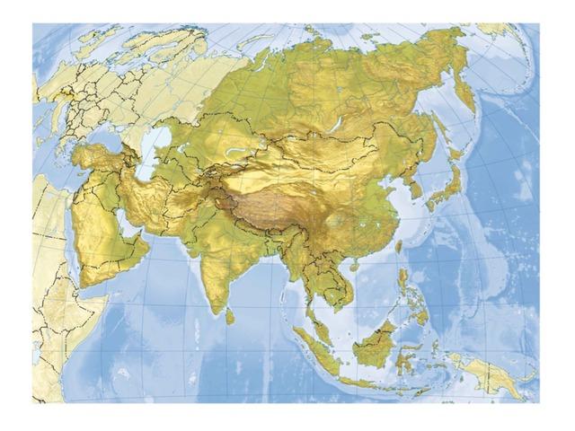 Continente Asiático  by Aitana Longobardo