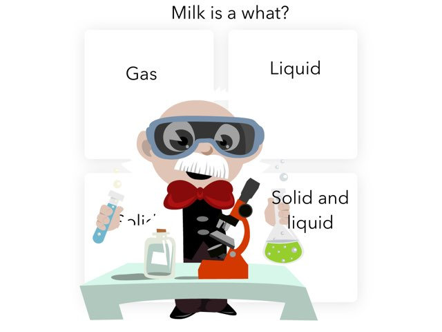 Solids and liquids practice by Hulstrom 1st Grade