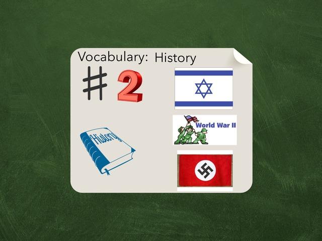 World War 2 - Vocabulary / History  by Carol Smith
