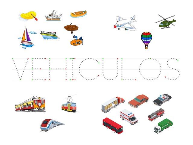 Los Vehículos by Ceipbalaidos Balaidos