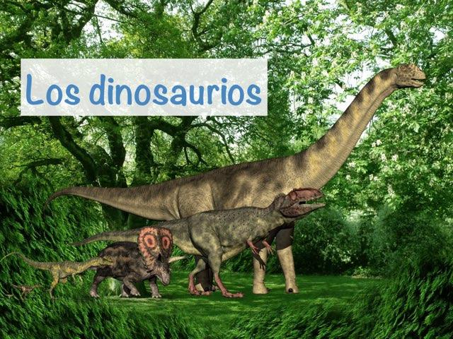 Los Dinosaurios  by Aidee Cuellar