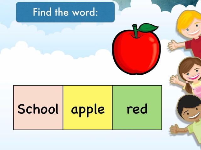 Find The Word by Hannai rashid