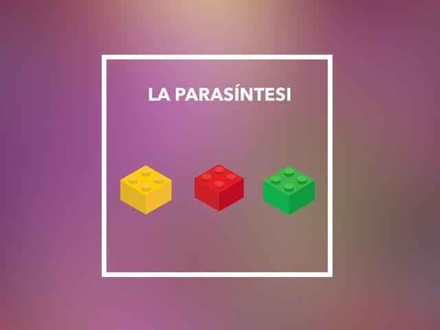 La Parasintesis by Arnau Giménez