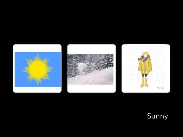 Weather by Nicole Lombardi