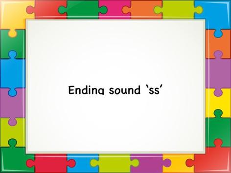 Ending sound -ss by Nursuryati Binte Mohamed Jasani