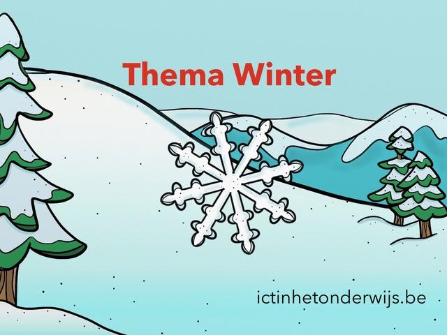 Thema Winter - Winterslaap by Stedelijke Basisschool Hasselt