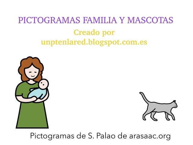Vocabulario Básico Familia Y Mascota. by Jose Sanchez Ureña