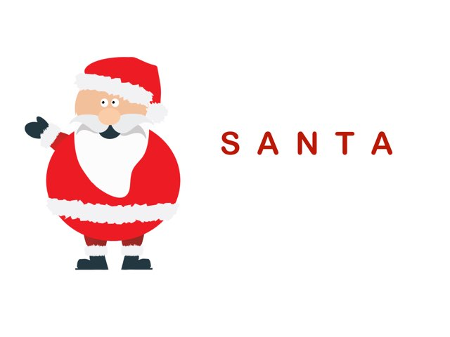Santa Where Are You? (prepositions) by Louise Ng