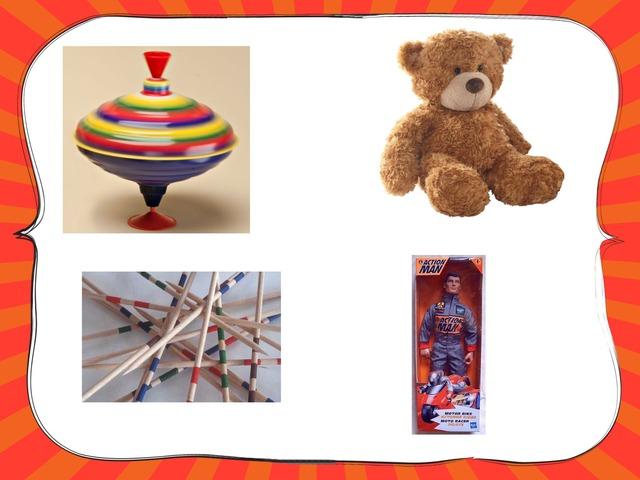 Toy Quiz by Andrew Gutkowski