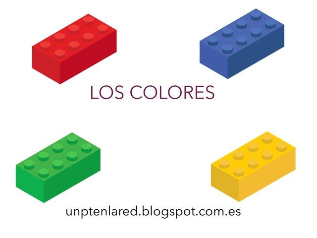 APRENDER LOS COLORES by Jose Sanchez Ureña