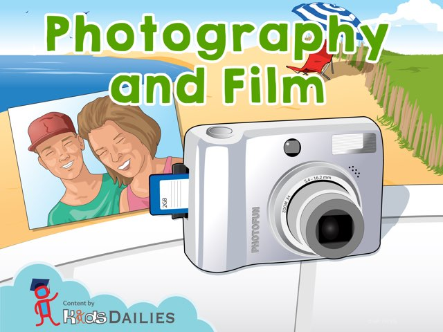 Photography and Film by Kids Dailies