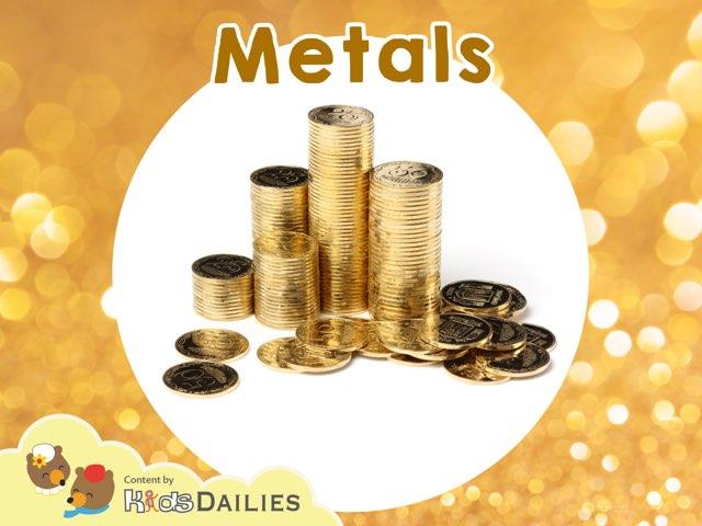Metals by Kids Dailies