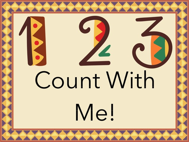 1 2 3 Count With Me by Ruby McClellan