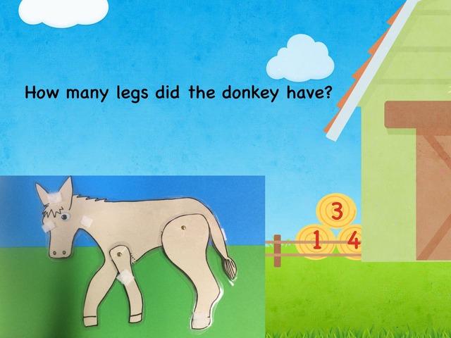 The Wonky Donkey by Jo Sutton