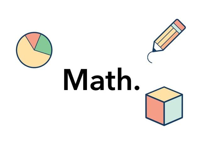 مراجعه الرياضيات 3 وعد by Waad Sultan
