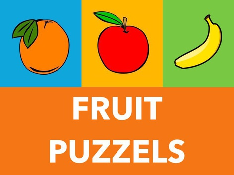 Fruit puzzels by Puzzle Land