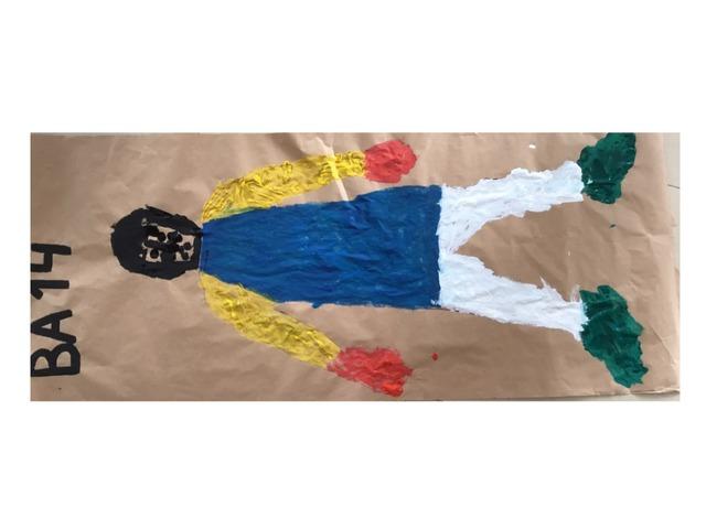 Body Game Joaquim by Bilingual Adventure