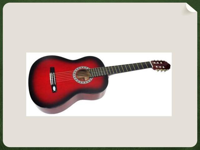 גיטרה by Inbar Adar