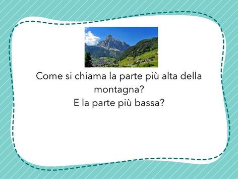 Glossario Montagna  by Tamara
