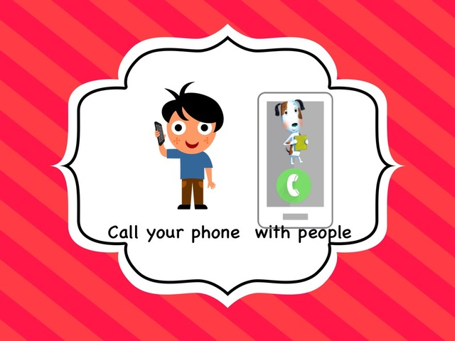 Calling You With People  by Idah Rahman