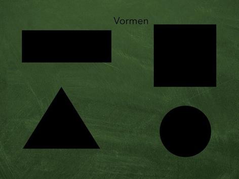 Vormen  by Loes