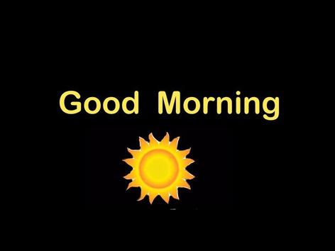 CVI: Good Morning: Song by Eunice Ramirez