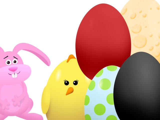 Easter Puzzle by Wolfy Animations