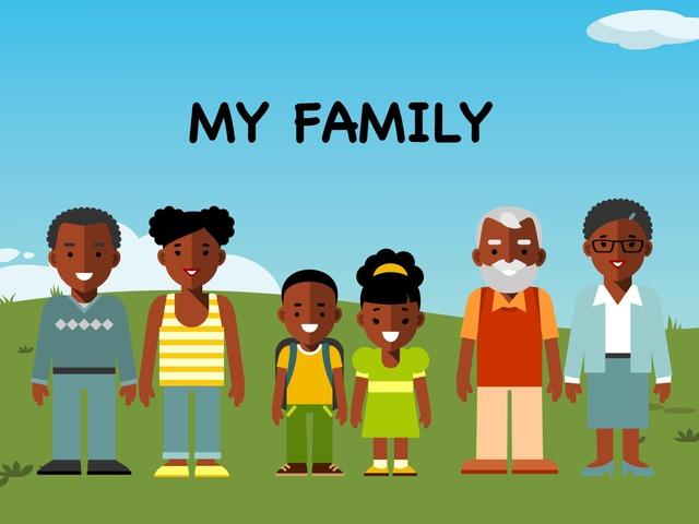 MY FAMILY by Samuel Lopez Alcantara