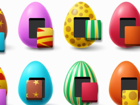 Easter puzzles  by Yam Goddard