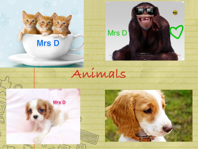 Animals part2 by Frances Chapin