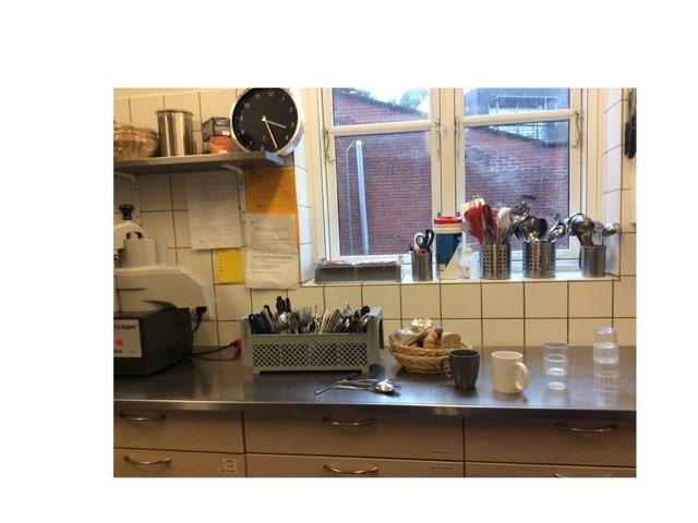 Køkkenquiz by Komet Kometsen