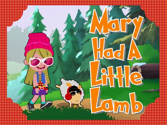 Mary Had A Little Lamb  by Baby Cortex