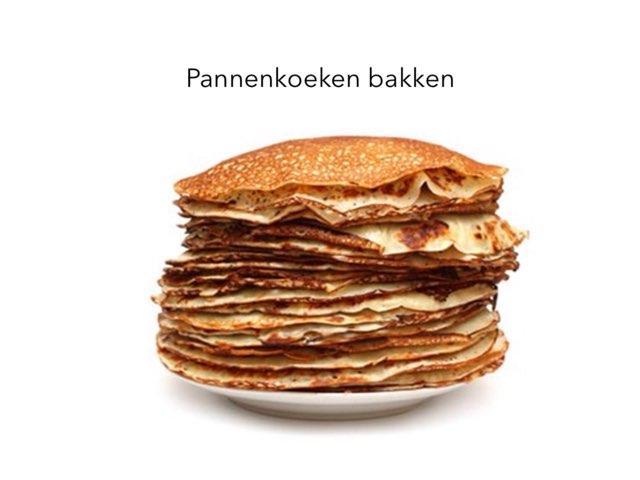 Pannenkoeken Bakken by Ilse Otte