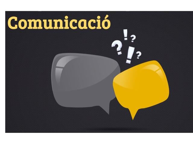 La Comunicació by Ortega Pérez Raúl