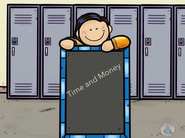 Time And Money by Kimberly Lamoureux
