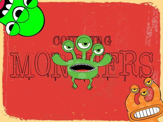 Räknar Monster by ProGamer Pro