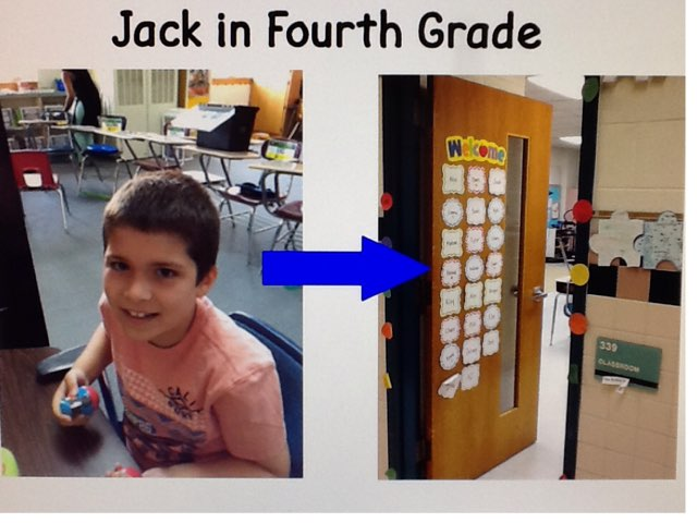 Jack In Fourth Grade by Bethany Hentgen