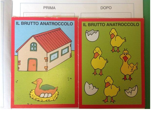 Prima Dopo Brutto Anatroccolo by Daniela Rossi