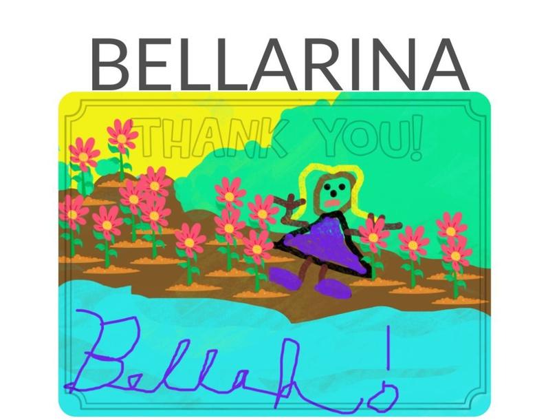 BELLARINA by BARBIE INC