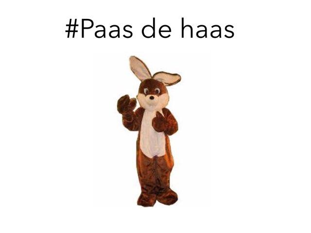 #paas De Haas by Melle Melle