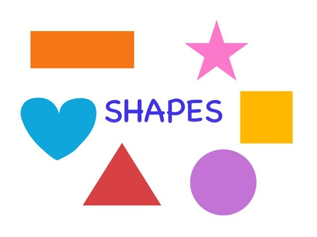 Learning About Shapes by Lindsay Eatchel
