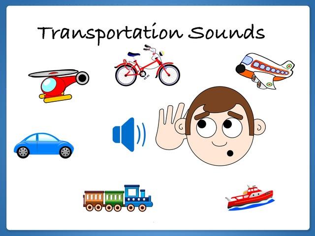 Transportation Sounds by Hadi  Oyna