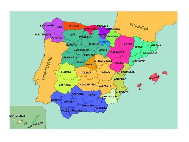 Provincias  by Marta Celdran Garcia