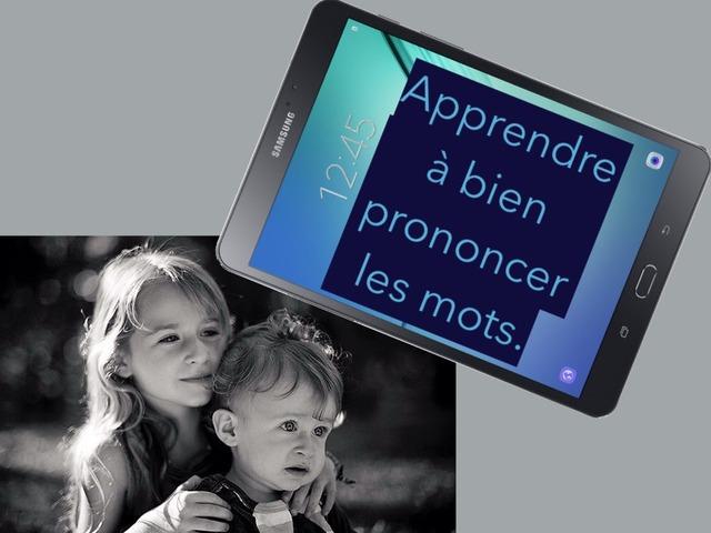Apprendre À Bien Prononcer Les Mots by Alice Turpin