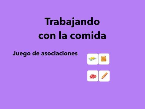 Trabajando con Imágenes De Comida. by Francisca Sánchez Martínez