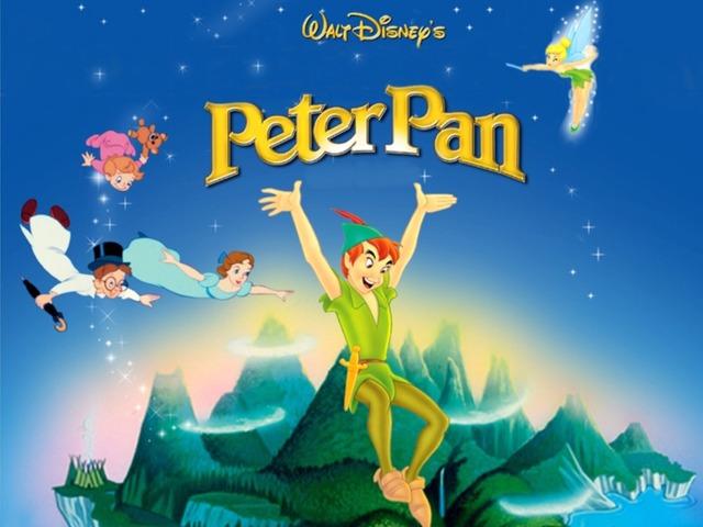 Peter Pan Emociones by Alvaro Fernandez