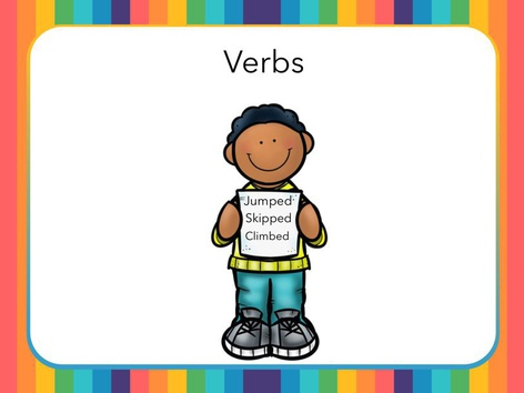 Verbs by Jay