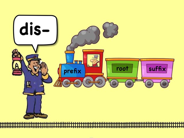 Prefixes: Dis- by Ellen Weber